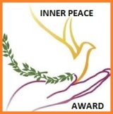 Peace is a free choice, this Award for you to..
